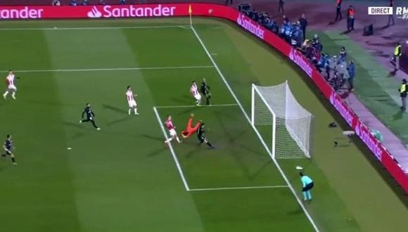 PSG y el gol de Edinson Cavani en campo del Estrella Roja de Belgrado por la Champions League. (Video: ESPN)
