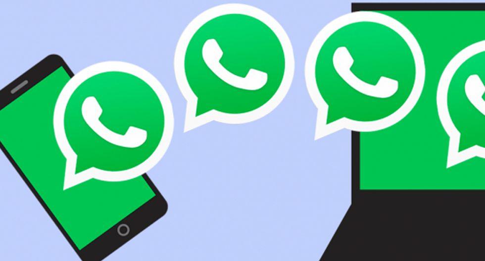 ¿Quieres saber cómo usar hasta 3 cuentas a la vez en WhatsApp Web? Este es el truco que debes aprender. (Foto: WhatsApp)