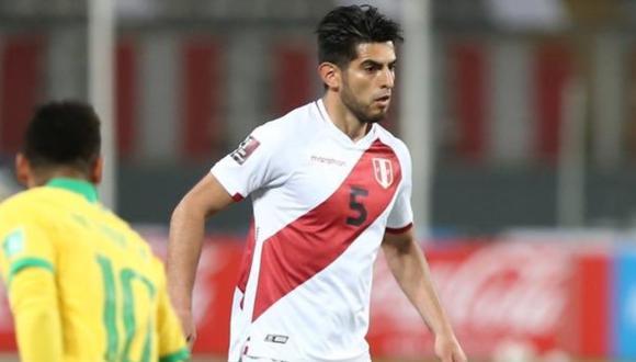 Carlos Zambrano se encuentra suspendido para representar a la bicolor por Eliminatorias. (Foto: GEC)