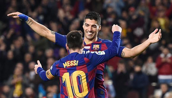 """El goleador también dijo que, en caso de hacerle un gol al equipo catalán, no lo gritaría, pero """"señalaría a alguna parte"""". (Foto: AFP)"""