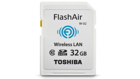 Una memoria hace que tu cámara tenga función Wi Fi