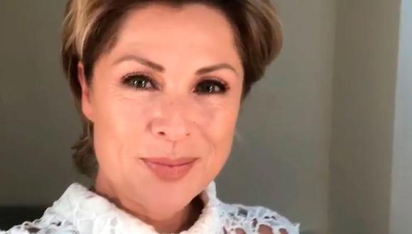 La actriz da gracias a la vida por los dos hijos maravillosos que tiene. (Foto: Leticia Calderón / Instagram)