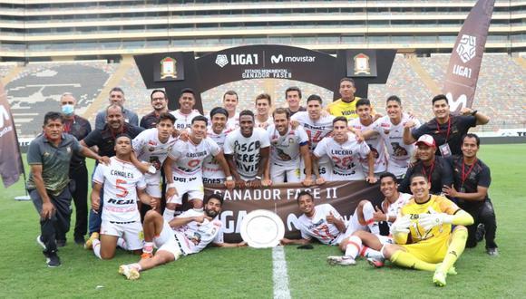 Ayacucho gano en penales a Cristal y se corona campeón de la fase 2