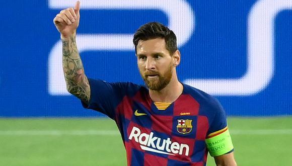 Messi tiene que concretar su salida del Barza para definir su futuro. (Foto: AFP)