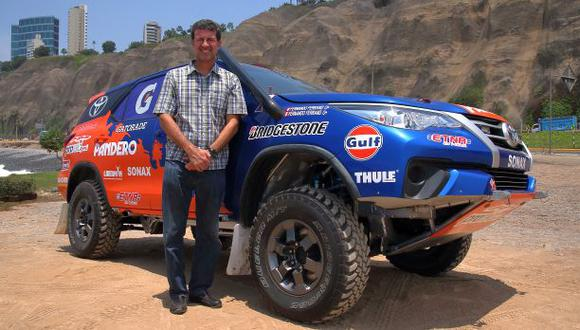 Rally Dakar: los Ferrand buscan completar su séptima prueba