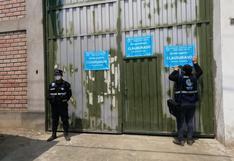 Comas: atacan a fiscalizadores durante operativo a fábricas en zona industrial | VIDEO