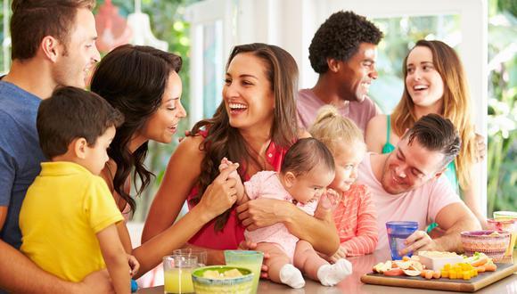 Tips para encontrar el equilibro entre tus amigos y tu familia