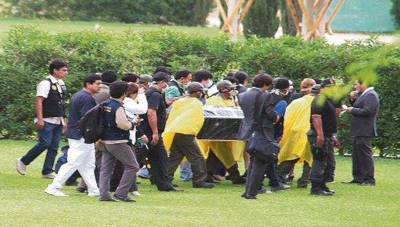Muestras del cuerpo de Edita Guerrero son enviadas a Lima