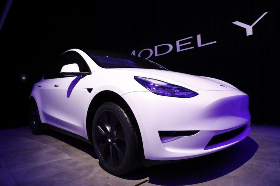 Model Y. (Foto:)