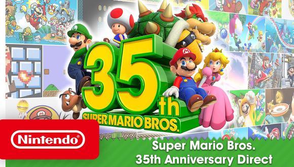 El videojuego Super Mario Bros. se lanzó el 13 de setiembre de 1985. (Difusión)