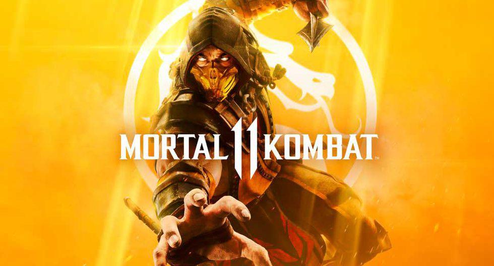 Mortal Kombat 11 se estrena a nivel mundial el próximo 23 de abril. (Difusión)