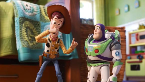 """""""Toy Story 4"""": Tom Hanks revela que Tim Allen le advirtió sobre el emotivo final de la película (Foto: Captura de pantalla)"""