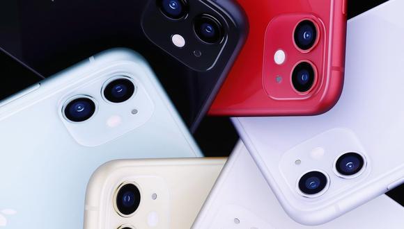 El iPhone 11 tendrá doble cámara y los iPhone 11Pro y iPhone 11 ProMax tres cámaras para poder tomar mejores fotografías. (Foto: EFE)