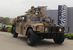 Los vehículos más impresionantes de nuestras Fuerzas Armadas