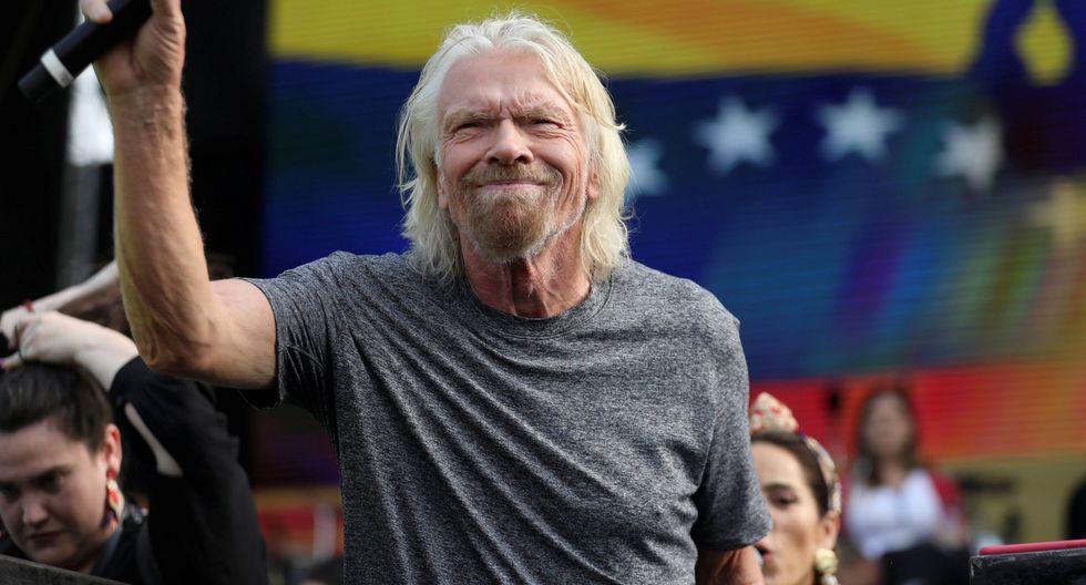 Branson patrocinó el concierto Venezuela Aid Live, realizado en Cúcuta, para exigir el ingreso de la ayuda humanitaria a Venezuela. (Reuters)