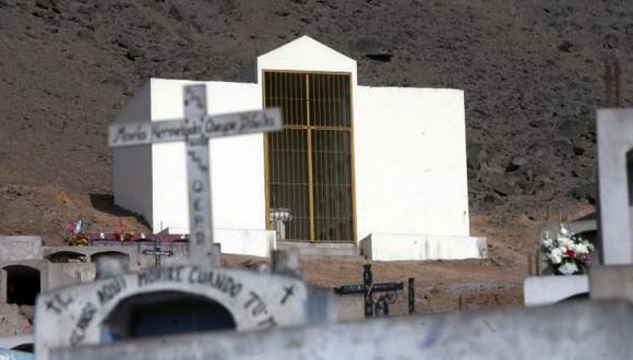 Mausoleo de Comas: Se gastó más de S/73 mil en cripta de SL