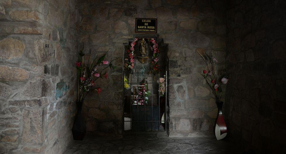 El visitante podrá visitar la casa donde vivió Santa Rosa de Lima. (Foto: El Comercio)