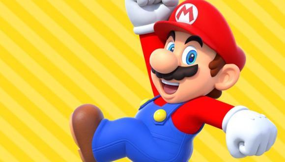 Super Mario Bros. (Difusión)
