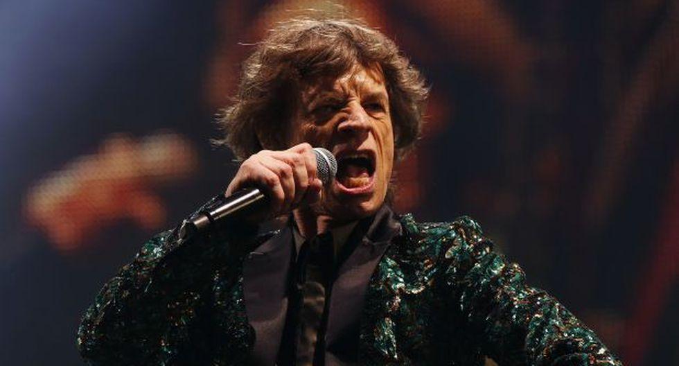 Mick Jagger ya es bisabuelo