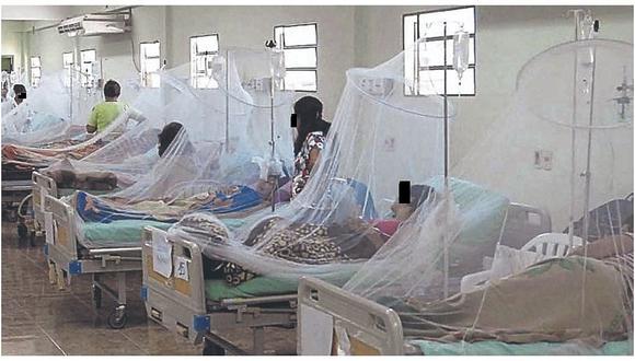 Tumbes: Defensoría exige atender a pacientes con dengue en hospitales regionales (Foto referencial).