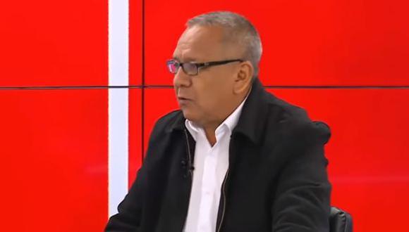El alcalde de Lurín falleció este lunes 1 de marzo. (Foto: Captura Exitosa)