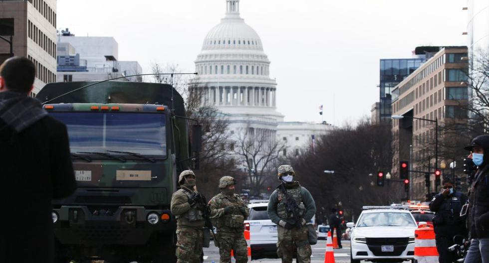 The US Army advocated not to reinforce security before the assault on the Capitol