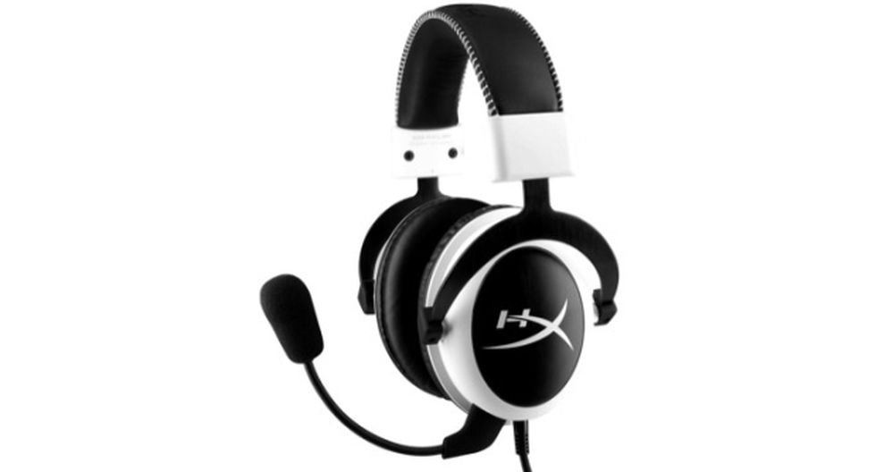 Evaluamos los auriculares HyperX Cloud de Kingston