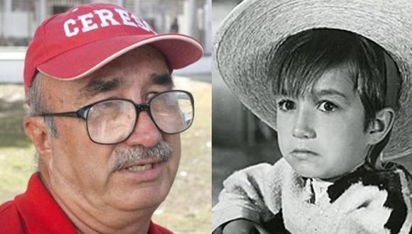 """Cesáreo Quezadas debutó en el mundo del cine mexicano con solo siete años en la película """"Pulgarcito"""". (Foto: VoxPopuliMX)"""