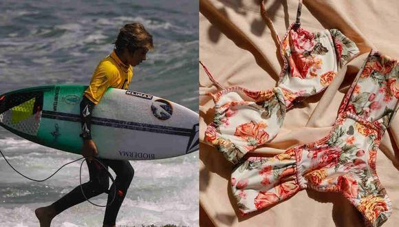 Klimax y Capittana, dos marcas peruanas representativas de esta época del año: el verano.