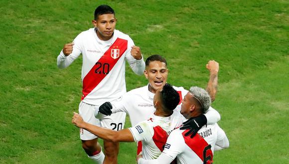 Selección peruana en la Copa América