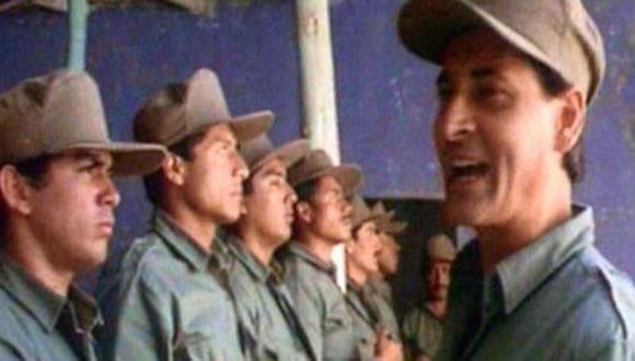 """Escena de """"La boca del lobo"""", película de Pancho Lombardi. (Foto: Captura del pantalla)"""
