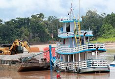 Hidrovía Amazónica: aceptan desistimiento de consorcio para continuar con EIA del proyecto