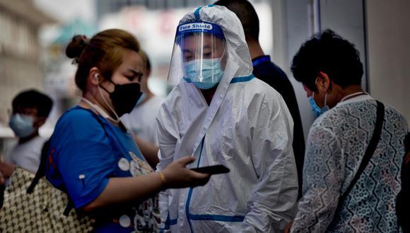 Coronavirus en China| Últimas noticias | Último minuto: reporte de infectados y muertos por COVID-19 hoy, lunes 02 de agosto del 2021. (Foto: Alex Plavevski / EFE).
