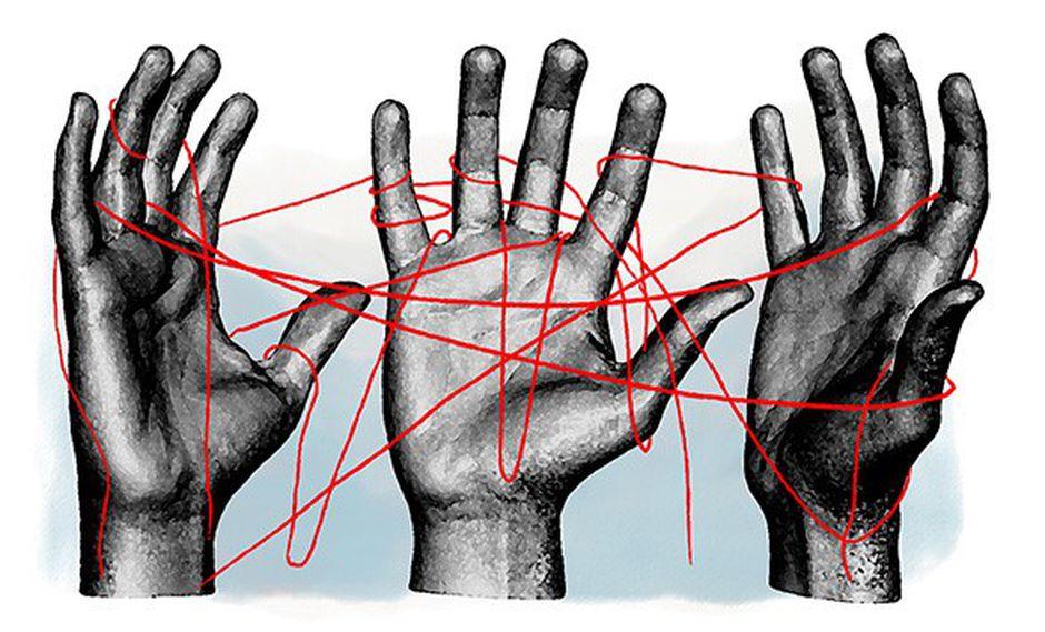 ¿De dónde viene la idea de la separación de poderes y cuál es su relación con la legitimidad? (Ilustración: Jhafet Pianchschi)