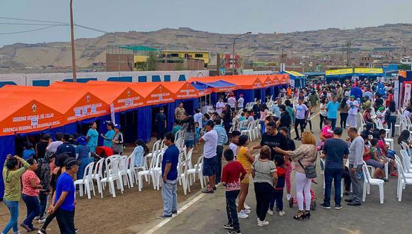 El Gobierno Regional del Callao dispuso la cancelación de eventos masivos en su jurisdicción. (Facebook)