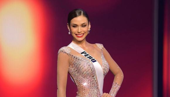 La peruana Janick Maceta figura entre las 5 candidatas finalistas. (Foto: Captura Youtube)