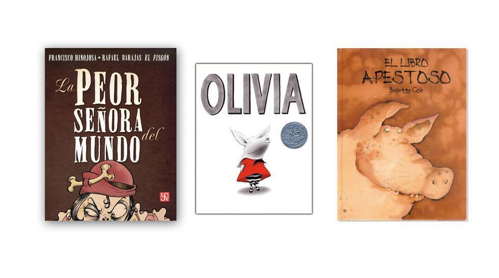 Cinco libros que debes incluir en la biblioteca de tu hijo - 2