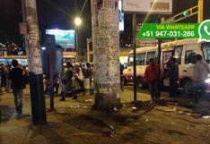 WhatsApp: a días de Navidad, ambulantes invaden vías públicas
