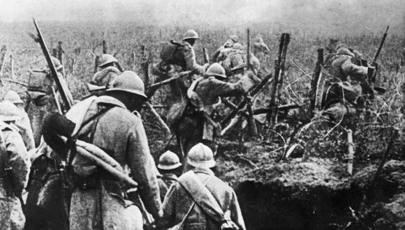La Primera Guerra Mundial dejó muchos heridos con daños que parecían no tener ningún tipo de solución. Suzanne Noël atendió a los desfigurados de la masacre. (AFP)