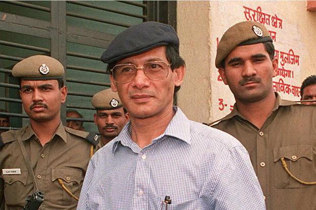 Charles Sobhraj jamás se mostró arrepentido por los crímenes que cometió. (Foto: Ravi Raveendran / AFP)