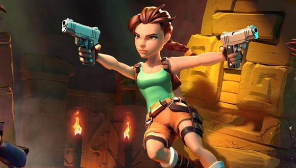 Lara Croft protagonizará Tomb Raider Reloaded, el nuevo juego de la franquicia. (Difusión)