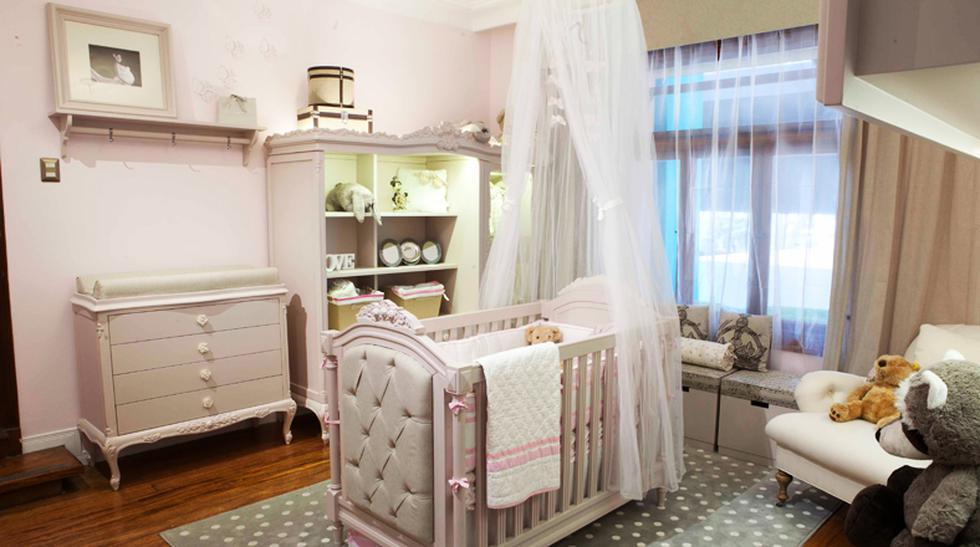 Muebles para el cuarto del bebé: 5 ideas para decorarlo - 1