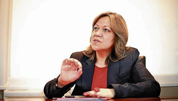 Renunció la presidenta de Ositrán, Patricia Benavente