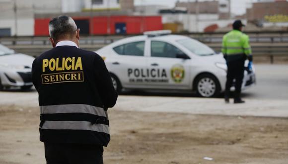 La Policía abatió a un presunto delincuente tras percatarse de un asalto a dos trabajadores de telefonía móvil. (Imagen referencial/GEC)