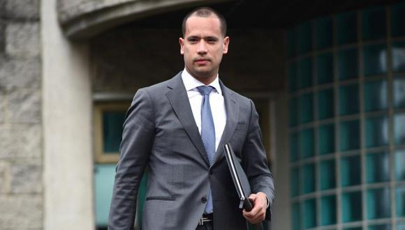Diego Cadena, abogado de Álvaro Uribe. (El Tiempo de Colombia, GDA).