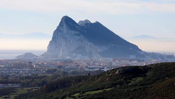 Gibraltar comparte una frontera de 1,8 km con España. (Foto: Reuters).