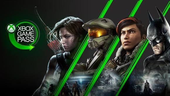 Xbox Game Pass. (Difusión)