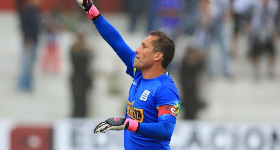 Leao Butrón viene realizando notables actuaciones con Alianza Lima. A sus 40 años podría retornar a a la selección peruana por la puerta grande. ¿Merece una nueva oportunidad? (Foto: USI)
