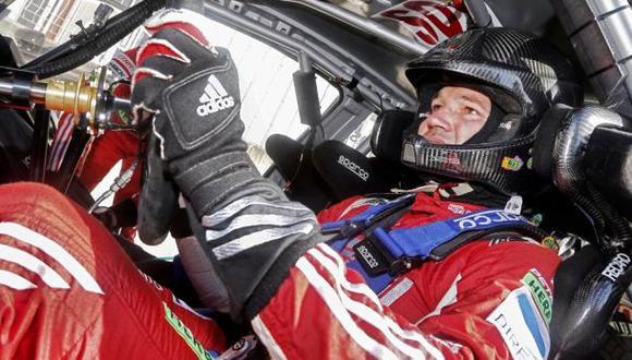 Nicolás Fuchs fue el mejor sudamericano en rally de Portugal