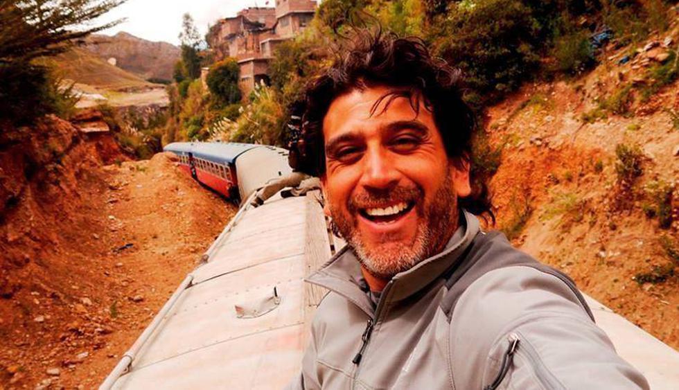 Manolo del Castillo conduce 'Reportaje al Perú'. El programa de viajes lleva diecinueve años al aire. (Foto: Facebook oficial)